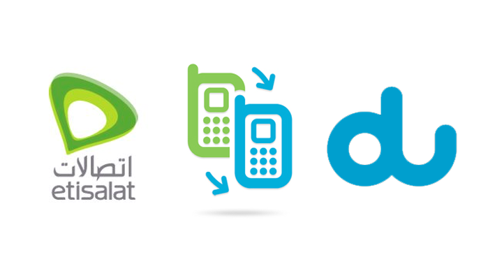 Etisalat & du prepaid card available at onlinerecharge portal